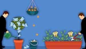 アフィリエイトは金のなる木を育てる農業