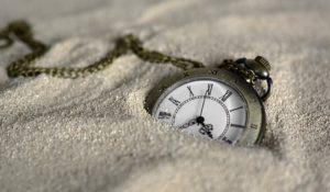 人生で大切なものは時間